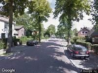 112 melding Ambulance naar Zandberglaan in Breda