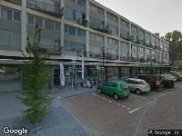 112 melding Besteld ambulance vervoer naar Admiraalsplein in Dordrecht