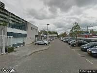 112 melding Ambulance naar Pearl Buckplaats in Rotterdam