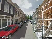 112 melding Brandweer naar Barendsestraat in Haarlem