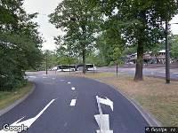 Ambulance naar Antoon van Hooffplein in Arnhem