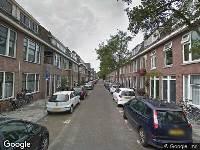 112 melding Ambulance naar C. Fockstraat in Delft