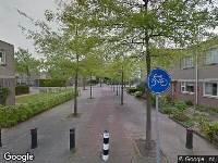 112 melding Brandweer en politie naar Voltairestraat in Arnhem