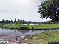 112 melding Brandweer naar Commissarislaan in Zwolle
