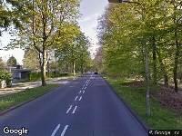 Ambulance naar Monnikensteeg in Arnhem