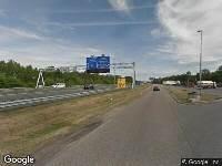 Ambulance naar Slenkweg in Arnhem