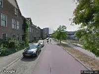 112 melding Politie naar B.P. van Verschuerstraat in Arnhem vanwege ongeval met letsel