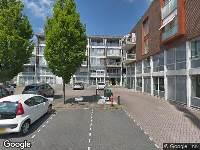 Ambulance naar De Werf in Monnickendam