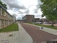 Ambulance naar Tourniairestraat in Amsterdam