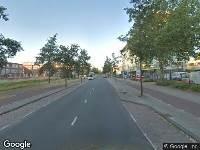 112 melding Ambulance naar Aletta Jacobslaan in Amsterdam