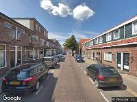 Ambulance naar Tussenbeeksweg in IJmuiden