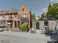 Ambulance naar Alexander Bellstraat in IJmuiden