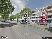 112 melding Brandweer naar Tochtenweg in Rotterdam vanwege gebouwbrand