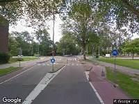 112 melding Ambulance naar Dr. J.W. Paltelaan in Zoetermeer