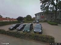 112 melding Ambulance naar Zilverwiek in Zundert