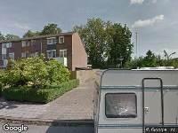 112 melding Brandweer naar Beverlanderhof in Ter Aar