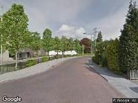Ambulance naar Breitnerstraat in Arnhem