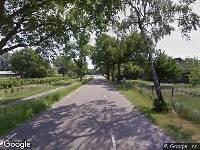 112 melding Ambulance naar Westelbeersedijk in Diessen