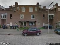 Brandweer naar Woudrichemstraat in Arnhem