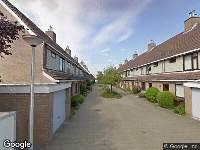 112 melding Ambulance naar Mandenvlechter in Alphen aan den Rijn