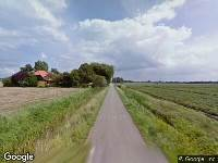 112 melding Ambulance naar Dansersweg in Klaaswaal