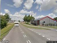 112 melding Ambulance naar Westelijke Randweg in Broek op Langedijk vanwege ongeval met letsel