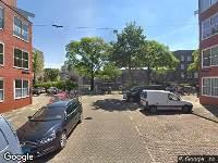 Ambulance naar Jacob van Lennepkade in Amsterdam