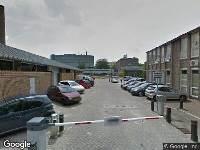 Brandweer naar Zernikeplaats in Nijmegen vanwege brand