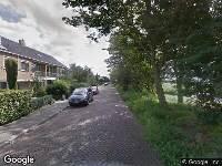 112 melding Brandweer naar Singel in Hillegom vanwege brand