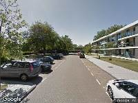 112 melding Ambulance naar Peelstraat in Amsterdam