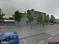 112 melding Ambulance naar Veenoord in Rotterdam