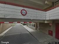 112 melding Ambulance naar Martin Luther Kinglaan in Diemen