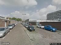 Ambulance naar Griede in Hoogvliet Rotterdam