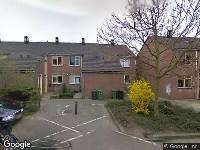 112 melding Ambulance naar Velduilstraat in Alkmaar