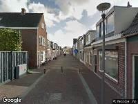 Ambulance naar Breewaterstraat in Den Helder