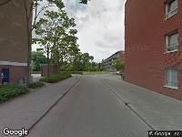 112 melding Ambulance naar Klamdijk in Rotterdam
