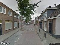 112 melding Ambulance naar Abraham Kuijperstraat in Tilburg