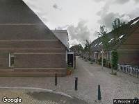 112 melding Ambulance naar Kerkstraat in Hillegom
