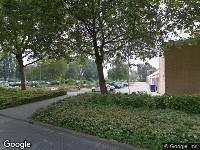 Brandweer naar Wilhelm Tellplaats in Hoogvliet Rotterdam vanwege waarnemen gaslucht
