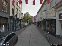 112 melding Ambulance naar Weverstraat in Arnhem