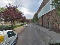 112 melding Ambulance naar Joubertstraat in Amsterdam