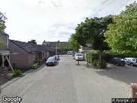 112 melding Ambulance naar Bilderdijkwende in Hillegom