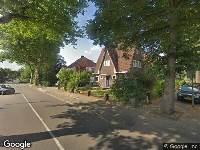 112 melding Ambulance naar Vondellaan in Beverwijk