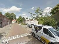 112 melding Ambulance naar Van Hogendorpstraat in Breda