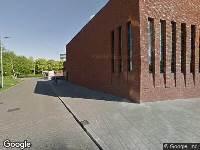 112 melding Brandweer naar G.B. Shawplaats in Rotterdam vanwege brand