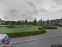 112 melding Ambulance naar Schweitzerplein in Gouda