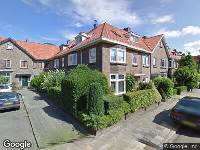Brandweer naar P C Hooftstraat in Zwolle vanwege schoorsteenbrand