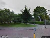 Ambulance naar Zandvoorter Allee in Haarlem