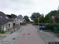 112 melding Ambulance naar André Brokxstraat in Waspik