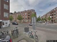 112 melding Ambulance naar Hofmeyrstraat in Amsterdam